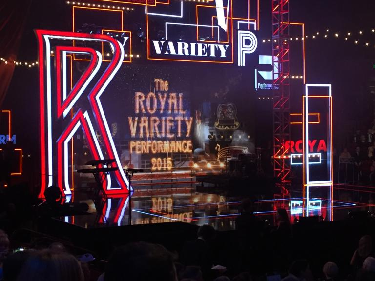 The Royal Variety Show 2015